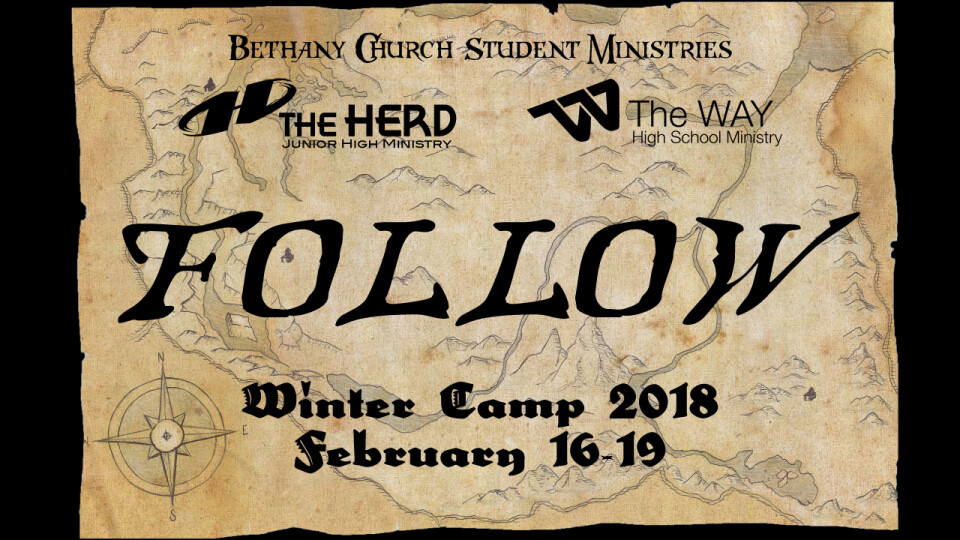 2018 Student Ministries Winter Camp