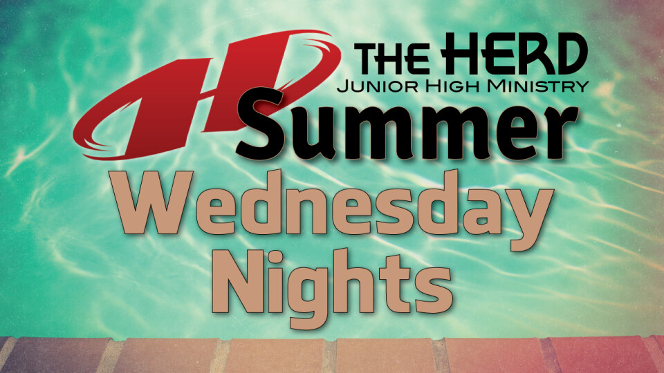 HERD Summer Wednesday Nights