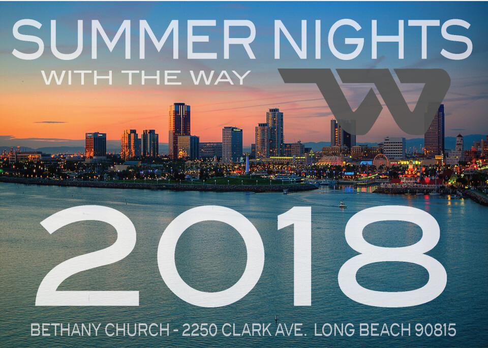 WAY Summer Wednesday Nights