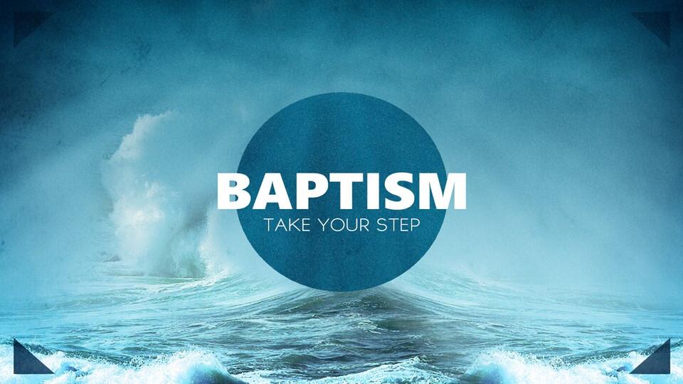 Baptisms Class