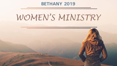 PRESENCE: A Word for 2019 Women