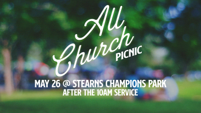Memorial Weekend Combined Service & Picnic