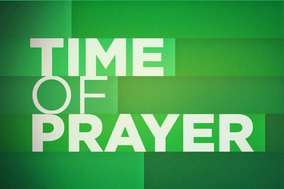 Summer Times of Prayer & BBQ