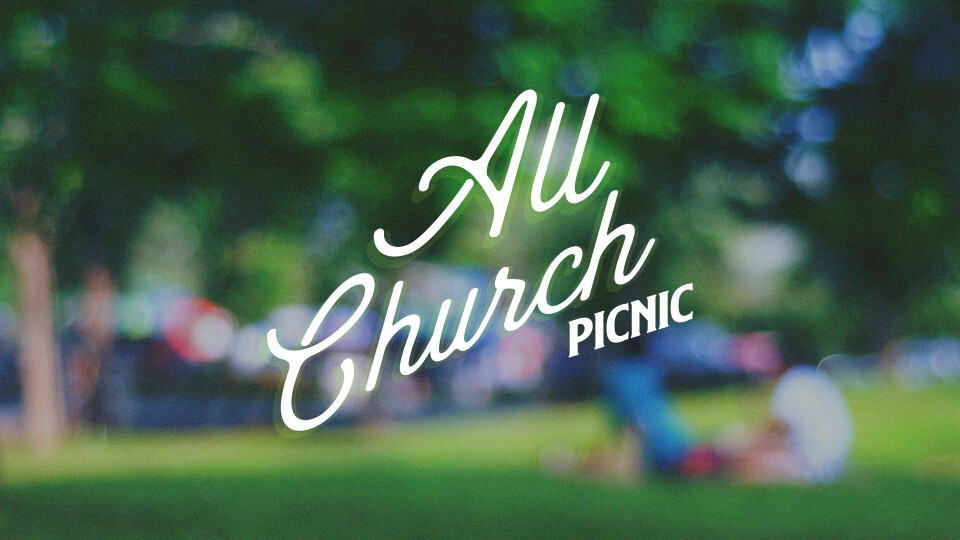 End of Summer All Church Picnic