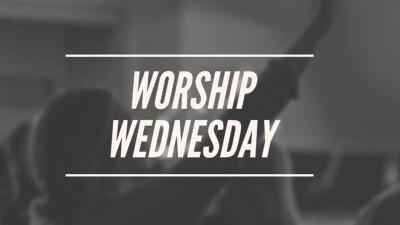 September 23: Worship Wednesday