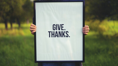 October 22: Thursdays Together - Show Your Thanks!