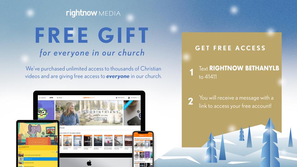 RightNow Media Access